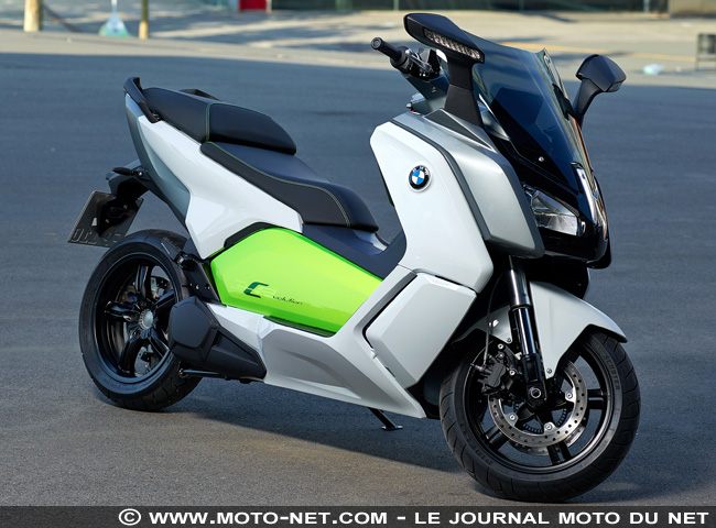 actu moto challenge one agen bmw c evolution exclusivite. Black Bedroom Furniture Sets. Home Design Ideas