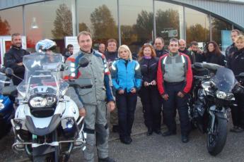 sortie moto sarlat challenge one
