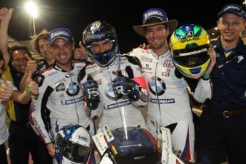 8 HEURES DE DOHA : CHALLENGE ONE AGEN BMW Motorrad FRANCE
