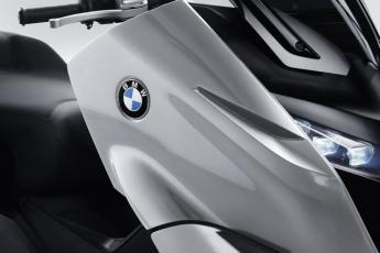 lancement du scooter BMW challenge one bmw motorrad france