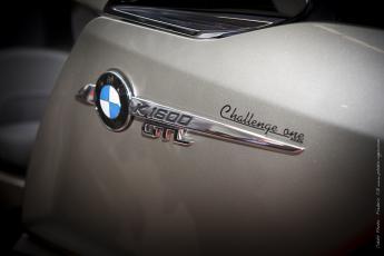 lancement moto bmw challenge one