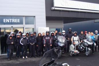 sortie Challenge One 18 Mars 2012 LE GERS