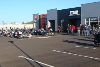 sortie challenge one agen bmw motorrad souillac 15 septembre 2012