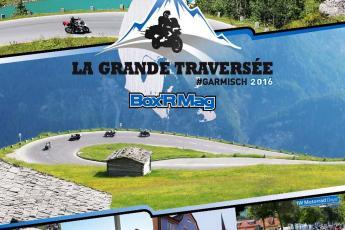 LA GRANDE TRAVERSEE POUR GARMISCH 2016