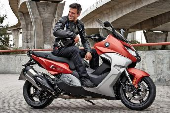 scooter bmw challenge one agen