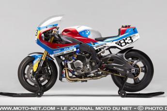 BMW S1000RR Custom Project de Praëm en détails challenge one agen