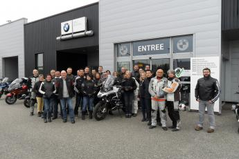 sortie challenge one preference 33 cognac bmw motorrad agen et bordeaux