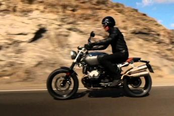 The new BMW R nineT Scrambler Preview | AutoMotoTV