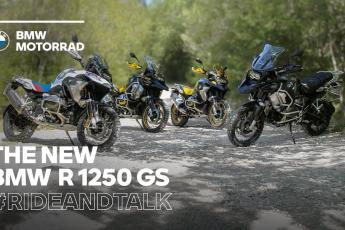 #RideAndTalk - 2021 Model Update BMW R 1250 GS & R 1250 GS Adventure
