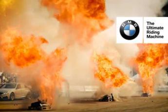 BMW Motorrad Days 2015 - Action Lifestyle Show