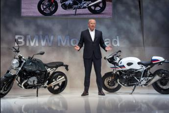BMW Motorrad INTERMOT 2016 - Highlights