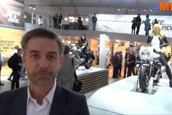 Les nouveautés BMW 2017 avec Frédéric Stick - Interview vidéo