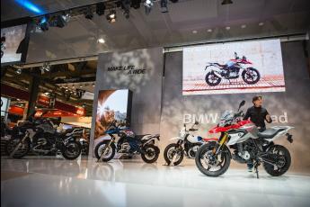 BMW Motorrad EICMA 2016 Highlights
