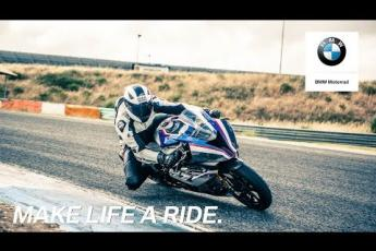 BMW HP4 RACE: Chasing The Impossible | Stoppie