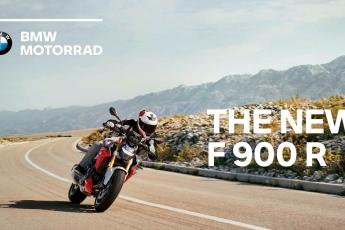 #NeverStopChallenging - The new BMW F 900 R.