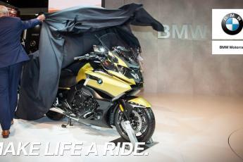 BMW Motorrad EICMA 2017 Highlights