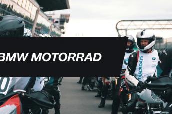 BOX Expérience 2019 - BMW Motorrad France.