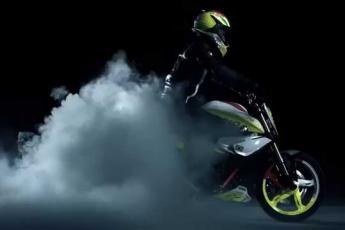 BMW Motorrad Concept Stunt G310