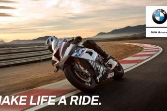 BMW HP4 RACE: The ultimate racebike.