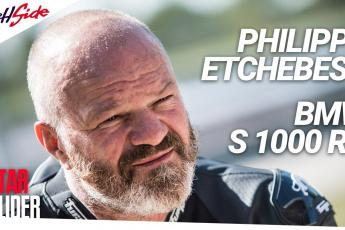 1 Star 1 Slider -  Philippe Etchebest