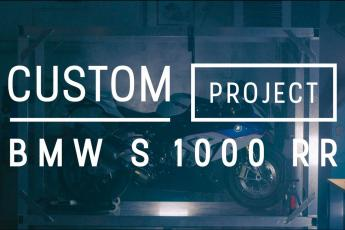 BMW S 1000 RR Project