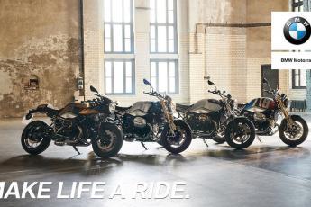 BMW Motorrad Model & Color Update 2019