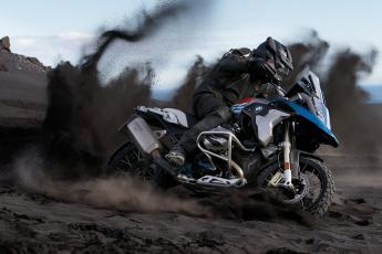 Rallye Style – Extreme Test - The 2017 R 1200 GS