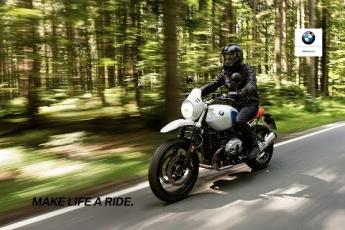 In The Spotlight - The new BMW R nineT Urban G/S