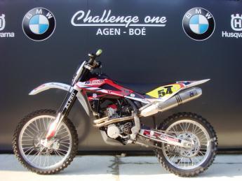 husqvarna tc 250 r 2013 challenge one agen
