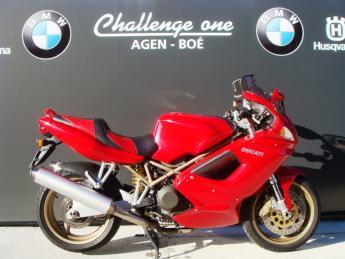 ducati st 4 2001 challenge one agen bmw motorrad france