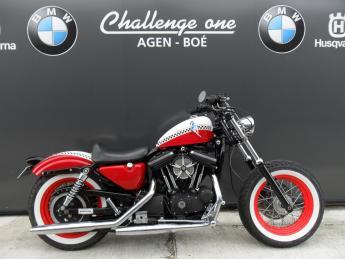 HARLEY DAVIDSON AGEN CHALLENGE ONE AGEN OCCASION MOTO CHALLENGE ONE AGEN