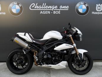 TRIUMPH AGEN CHALLENGE ONE AGEN MOTO OCCASION TRIUMPH CHALLENGE ONE BMW