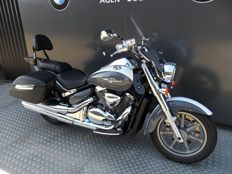 motos d 39 occasion challenge one agen suzuki 1500 intruder custom 2013. Black Bedroom Furniture Sets. Home Design Ideas