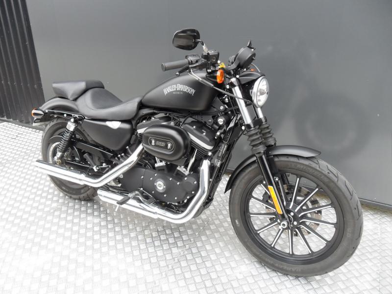 motos d 39 occasion challenge one agen harley davidson 883 iron 2013. Black Bedroom Furniture Sets. Home Design Ideas