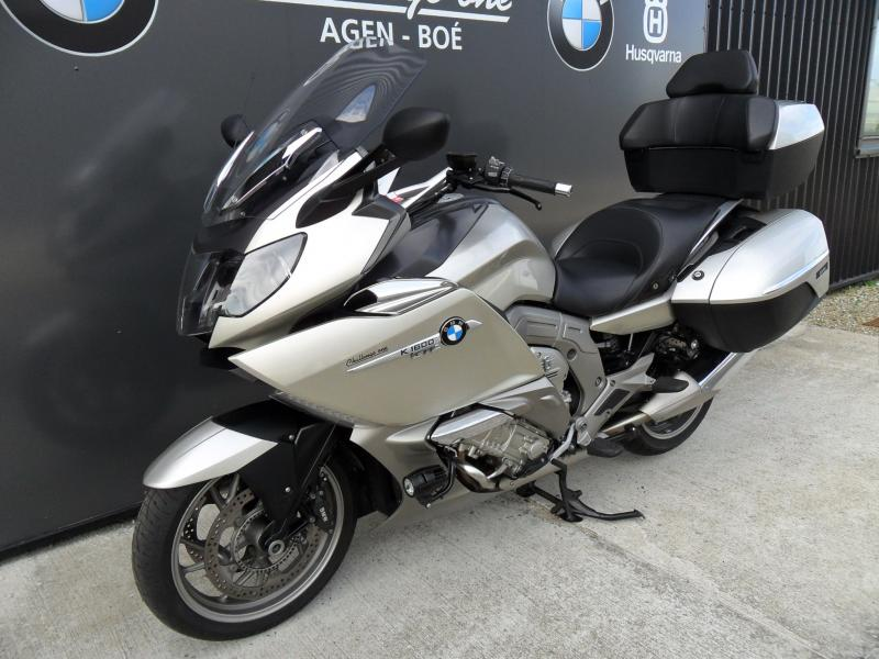 motos d 39 occasion challenge one agen bmw k 1600 gtl pack gps 2012. Black Bedroom Furniture Sets. Home Design Ideas