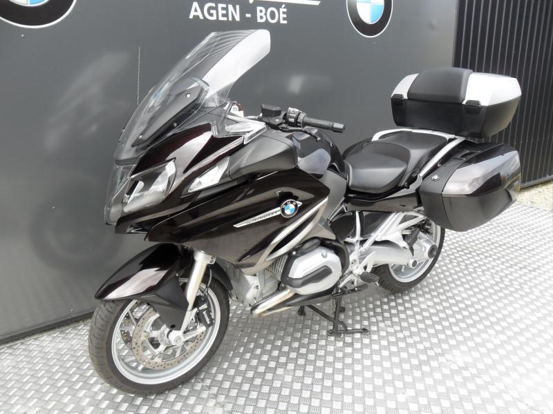 motos d 39 occasion challenge one agen bmw 1200 rt lc pack radio 2015 1er mains. Black Bedroom Furniture Sets. Home Design Ideas