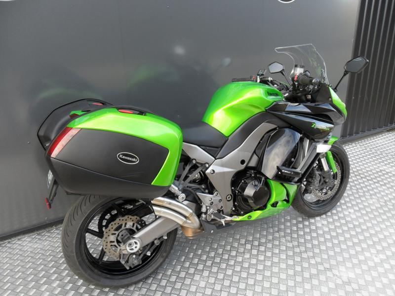 motos d 39 occasion challenge one agen kawasaki z 1000 sx tourer 2012 1er mains. Black Bedroom Furniture Sets. Home Design Ideas
