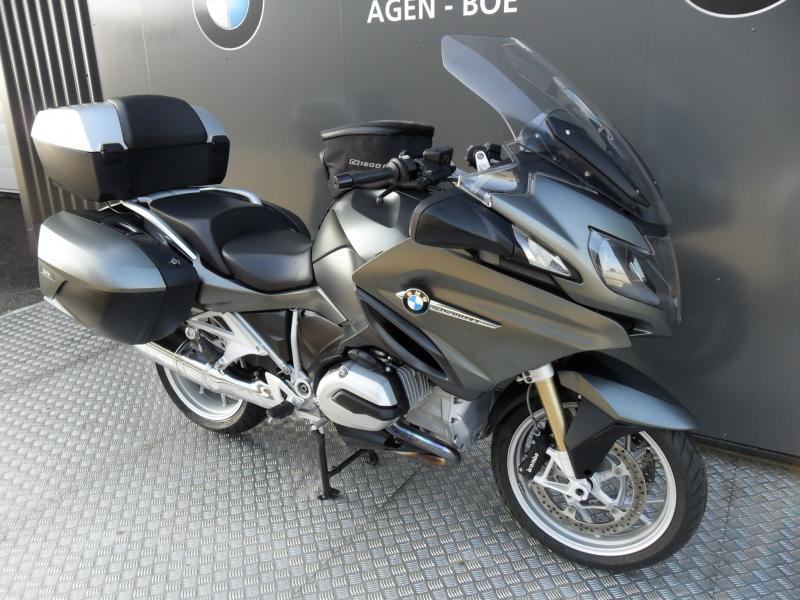 motos d 39 occasion challenge one agen bmw 1200 rt pack 2014 top case. Black Bedroom Furniture Sets. Home Design Ideas