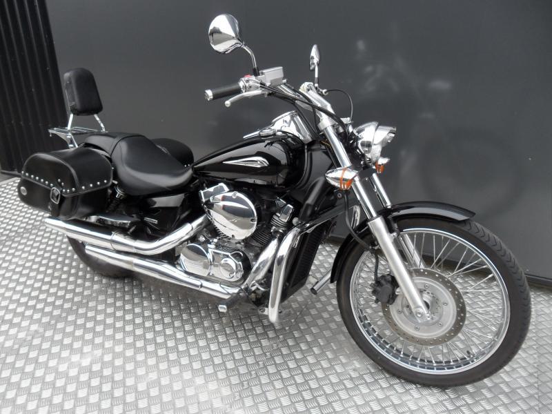 motos d 39 occasion challenge one agen honda 750 shadow custom 2010. Black Bedroom Furniture Sets. Home Design Ideas