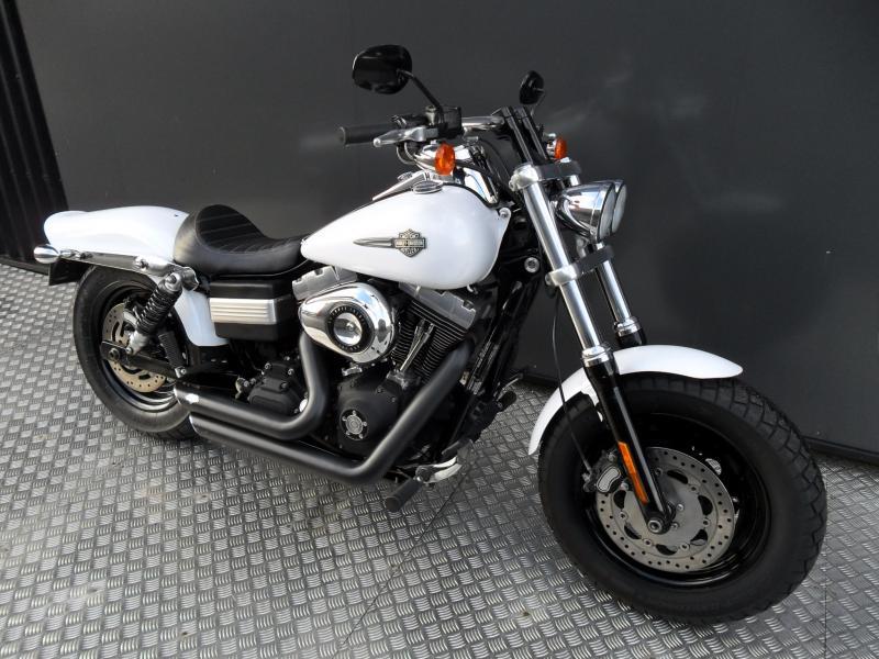 motos d 39 occasion challenge one agen harley davidson fat bob 1584 stage 1. Black Bedroom Furniture Sets. Home Design Ideas