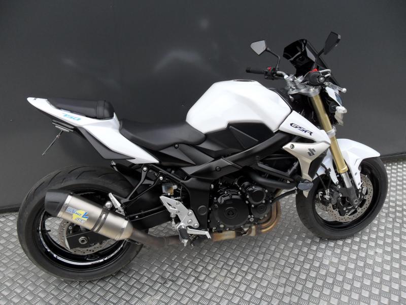 motos d 39 occasion challenge one agen suzuki 750 gsr 2011. Black Bedroom Furniture Sets. Home Design Ideas