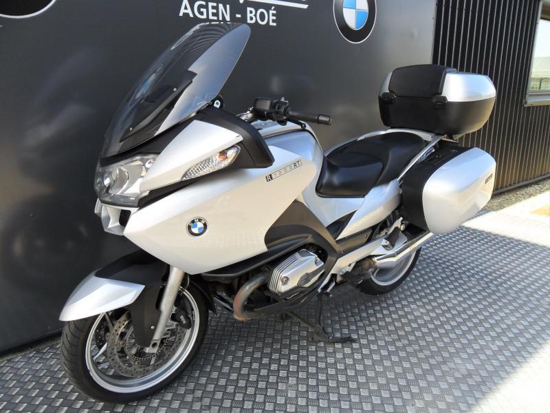 motos d 39 occasion challenge one agen bmw 1200 rt pack 2 pack securite 2007. Black Bedroom Furniture Sets. Home Design Ideas