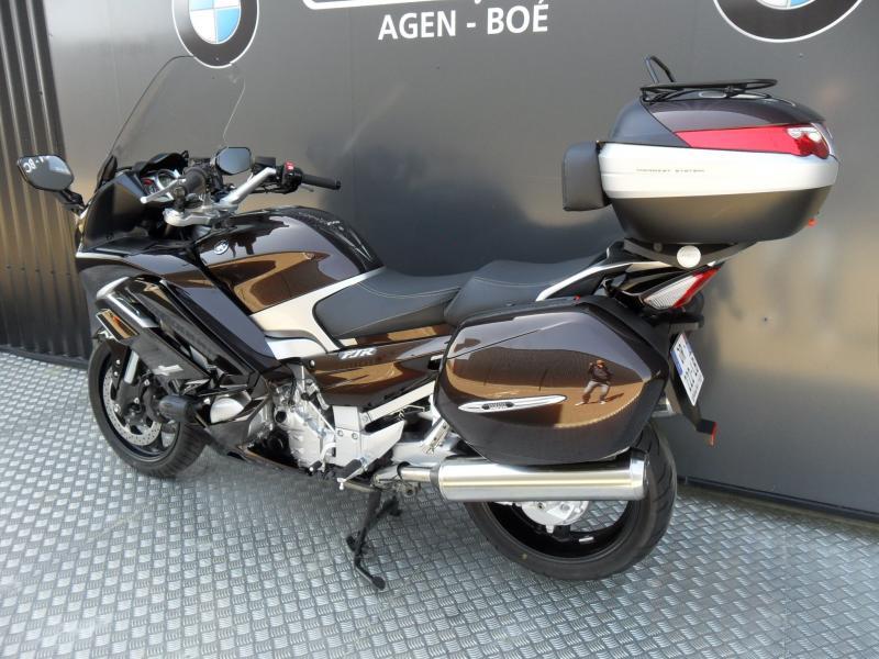 motos d 39 occasion challenge one agen yamaha 1300 fjr ae 2015 accessoires. Black Bedroom Furniture Sets. Home Design Ideas