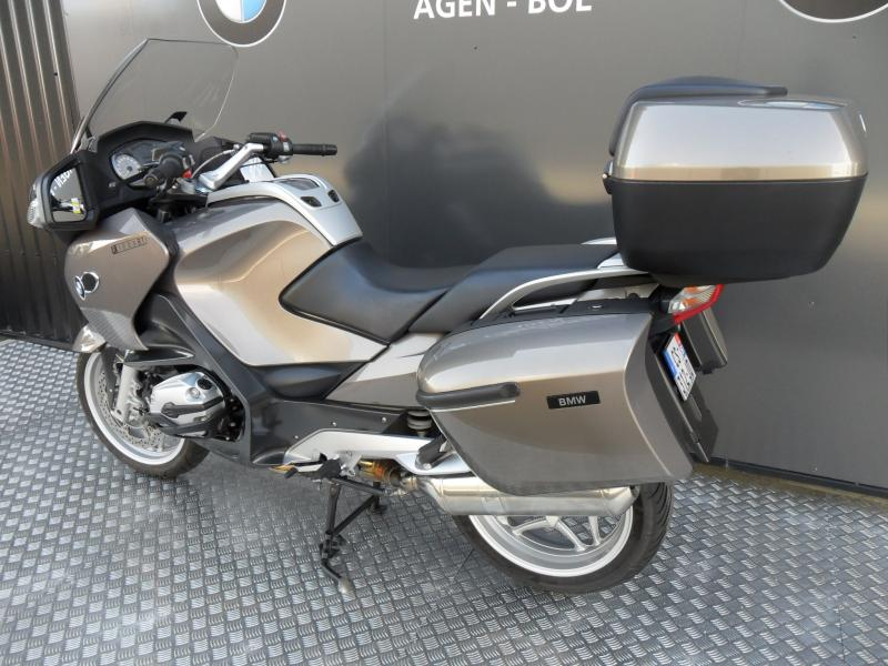motos d 39 occasion challenge one agen bmw 1200 rt pack 1 2007 top case. Black Bedroom Furniture Sets. Home Design Ideas