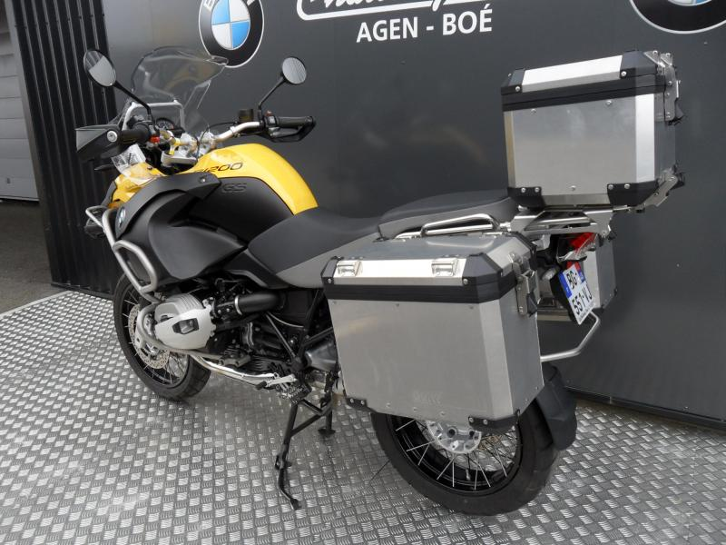 motos d 39 occasion challenge one agen bmw 1200 gs adventure pack 2011 bagagerie. Black Bedroom Furniture Sets. Home Design Ideas