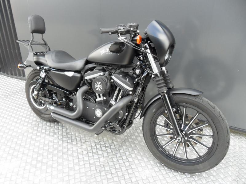 motos d 39 occasion challenge one agen harley davidson 883. Black Bedroom Furniture Sets. Home Design Ideas