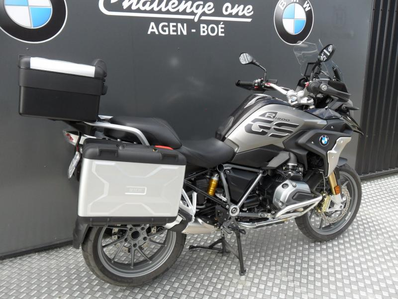 motos d 39 occasion challenge one agen bmw 1200 gs exclusive pack bagagerie 2017. Black Bedroom Furniture Sets. Home Design Ideas