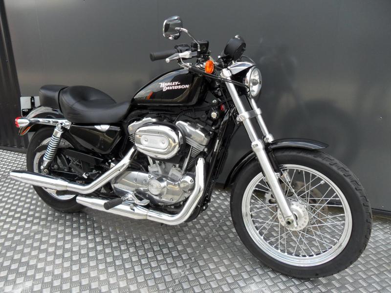 motos d 39 occasion challenge one agen harley davidson 883 xl 2008. Black Bedroom Furniture Sets. Home Design Ideas