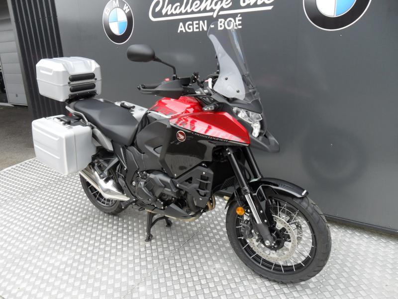 motos d 39 occasion challenge one agen honda 1200 crosstourer dct 2016 etat neuf. Black Bedroom Furniture Sets. Home Design Ideas