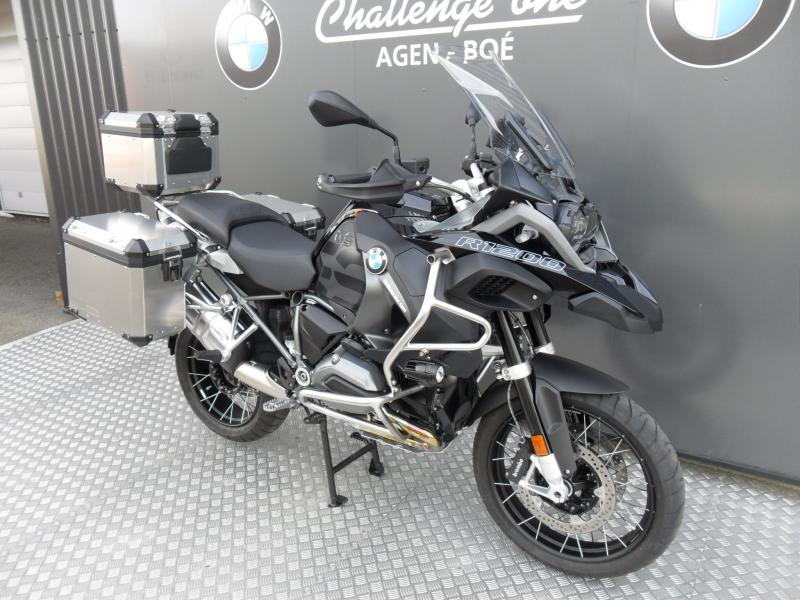 motos d 39 occasion challenge one agen bmw 1200 gs adventure triple black pack 2017 bagagerie gps. Black Bedroom Furniture Sets. Home Design Ideas